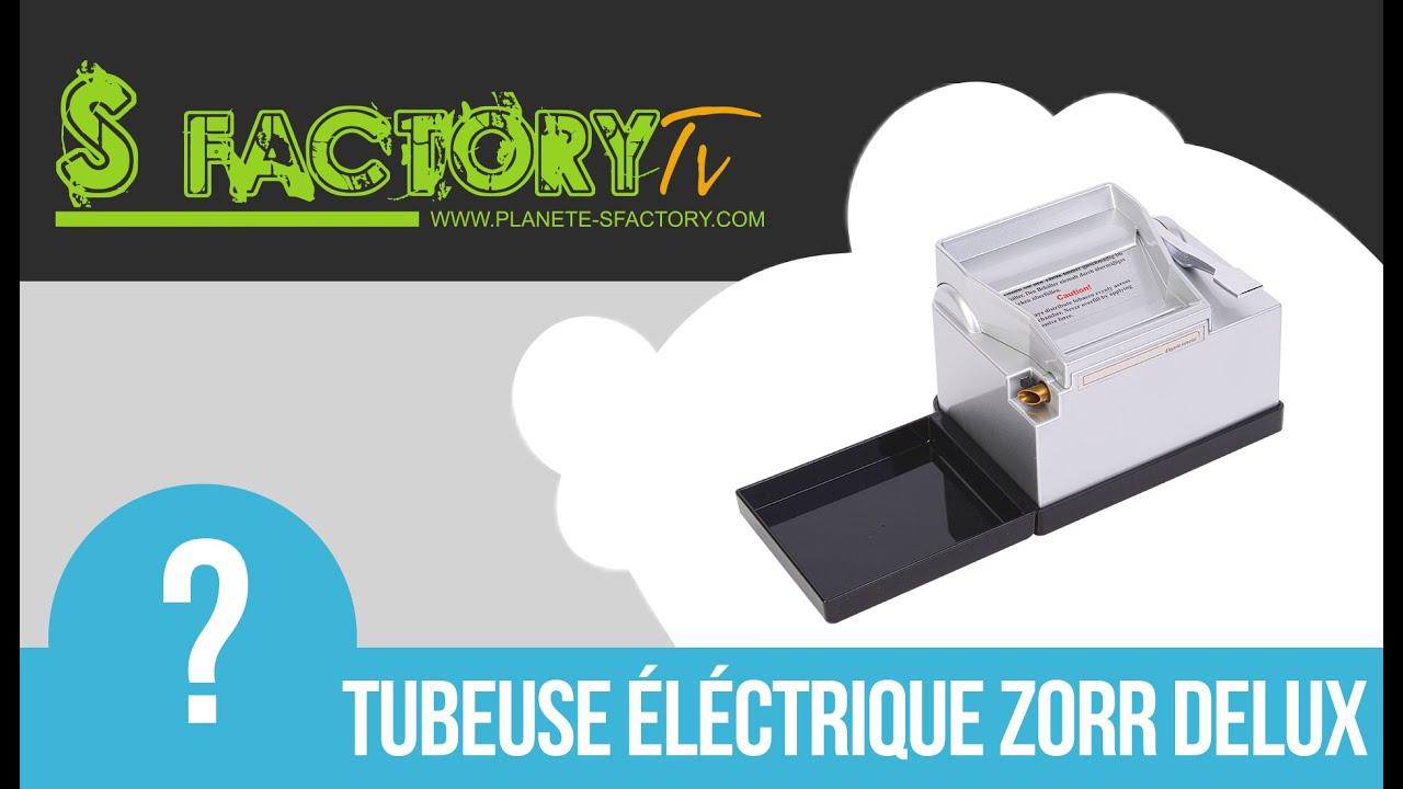 Tubeuse Électrique Zorr Powermatic 2