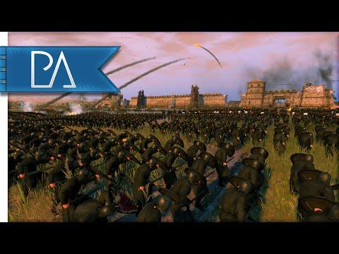 EPIC KING'S LANDING SIEGE - Seven Kingdoms Total War Mod Gameplay