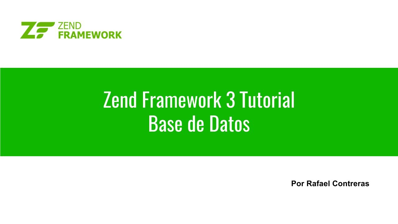 Zend Framework 3 Tutorial Step By | Frameswalls org
