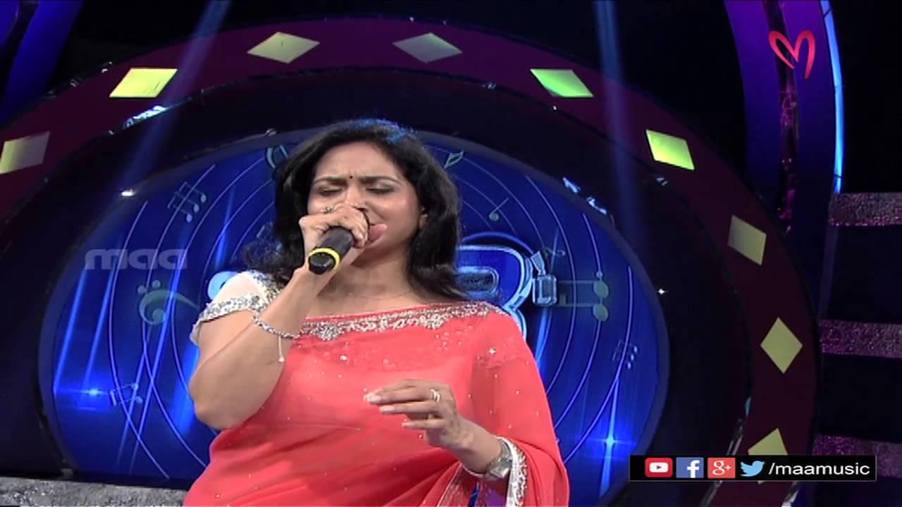 super singer 8 episode 4 ii sunitha performance youtube