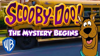 Scooby-Doo! The Mystery Begins Preview | First 10 Minutes thumbnail