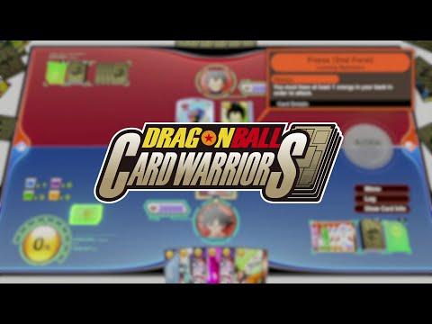 [DE] Dragon Ball Card Warriors - Free update