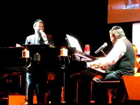 Avrahom Fried & Yossi Green Chanukah 2008