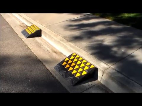 Best Curb Ramps For Rvs Youtube