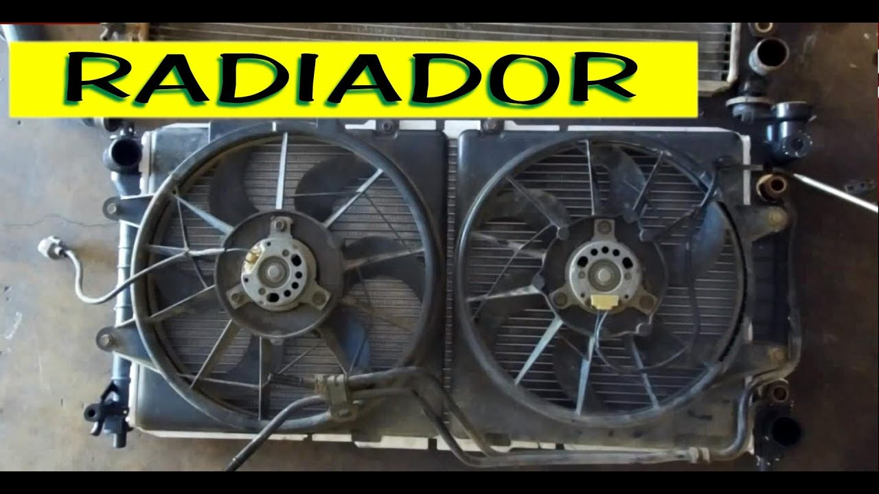 Como cambiar un radiador youtube - Radiador electrico de pared ...