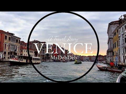 I FELL IN LOVE IN ITALY   Venice Solo Travel Vlog