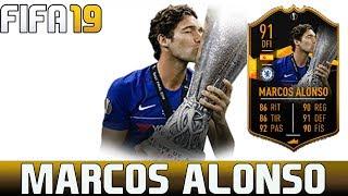 FIFA 19 SBC Marcos Alonso Facil Barato No Necesita Lealtad 😎⚽
