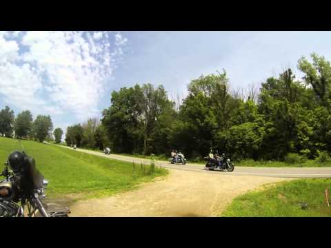 Ride with Bill Dix July 2015