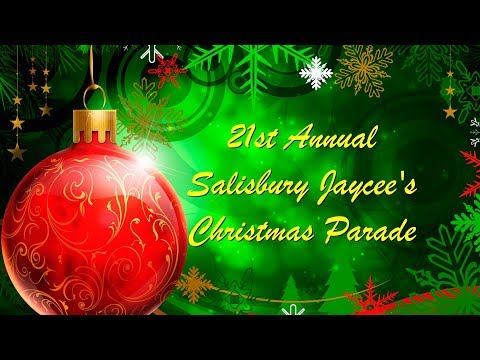 71st Annual Salisbury Jaycee's Christmas Parade 2017