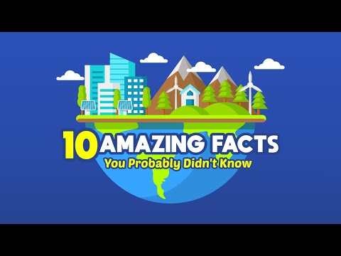 10 Amazing Facts You Probably Didn't Know