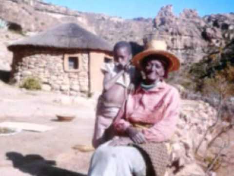 Lesotho Africa 1993.WMV