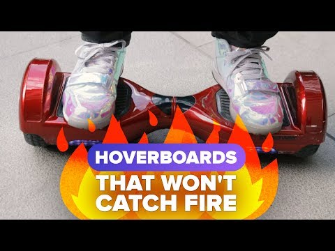 new balance shoes unboxing hover boards that don t catch me