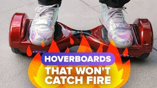 How to buy a hoverboard that won t catch fire