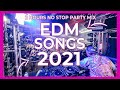 EDM Summer Songs 2021 - Remixes Of Popular Party Songs 2021 | Club Mix 2021☀️