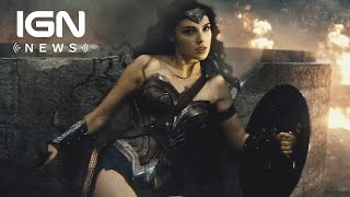Wonder Woman Star Turned Down Man of Steel Role - IGN News