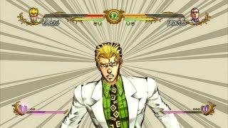 Jojo's All Star Battle Matches Kosaku Kira Part 2
