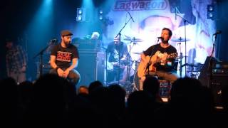 Joey Cape & Yotam Ben Horin - Tribute to Tony Sly @ SO36, Berlin (DE) 31-07-2016