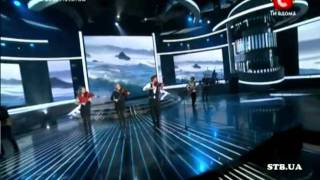 Alexander Rybak / X factor - Oah! (russian version)