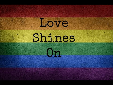 Love Shines On: Stand with Orlando-Johnny Schaefer