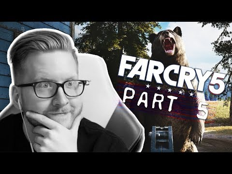 Far Cry 5 - Part 5 - EXECUTIVE DECISIONS
