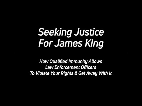 Supreme Court Case: Seeking Justice for James King