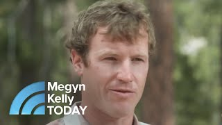 This Man Was Bitten By A Rattlesnake On A Hike With His Family: 'i Freaked Out'   Megyn Kelly Today