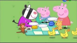 Свинка Пеппа все серии 2 сезон  Peppa Pig Свинка Пепа на русском Мультик со свинкой пепой