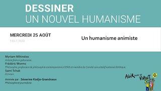 Un humanisme animiste
