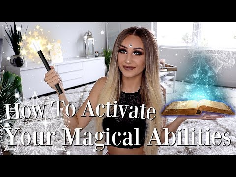How To Awaken/Activate Your MAGIC ✨🧞♀️🌙