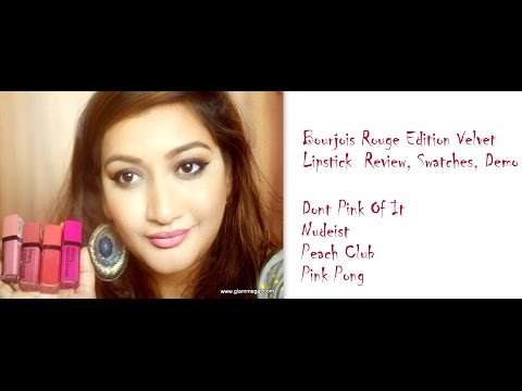 bourjois-rouge-edition-velvet-matte-lipsticks-review,-swatches