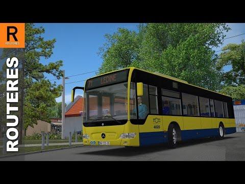 OMSI 2 - Belgrade - Line 71: Zeleni Venac - Ledine