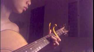 Xe đạp - Thùy Chi ft. m4U guitar solo