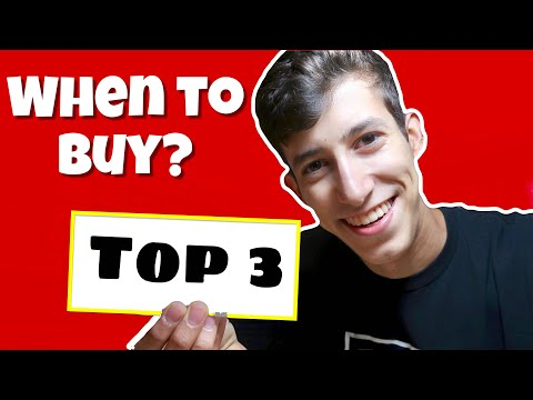 How To Know When To Buy A Stock | Top 3 Stocks