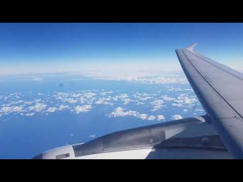 Passenger View 12F Severe Turbulence Aegean Airlines A3600 ATH-LHR over Adriatic sea
