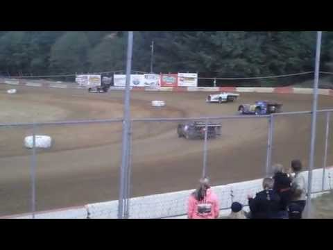 8 1 15 late model troph dash coos bay speedway