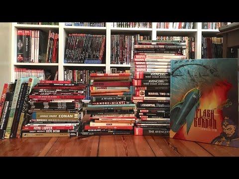 09/10 2016 X-Treme Haulage! Graphic Novels, Hardcovers, Omnibus Editions, Paperbacks...