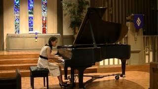 "Beethoven Piano Sonata Op.27, Nr.2 ""Moonlight"" (1)"