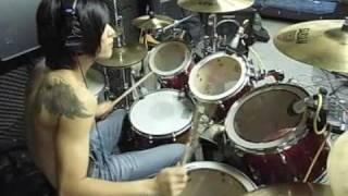 Gould Wu - Avenged Sevenfold - Beast And The Harlot (drum cover) thumbnail
