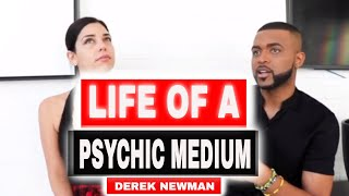 Life of a Psychic Medium: Derek Newman Gives An Unexpected Reading To A Skeptic By Nature (Ep.2)