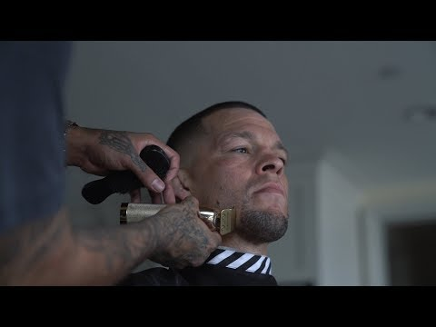 UFC 241: Training for war