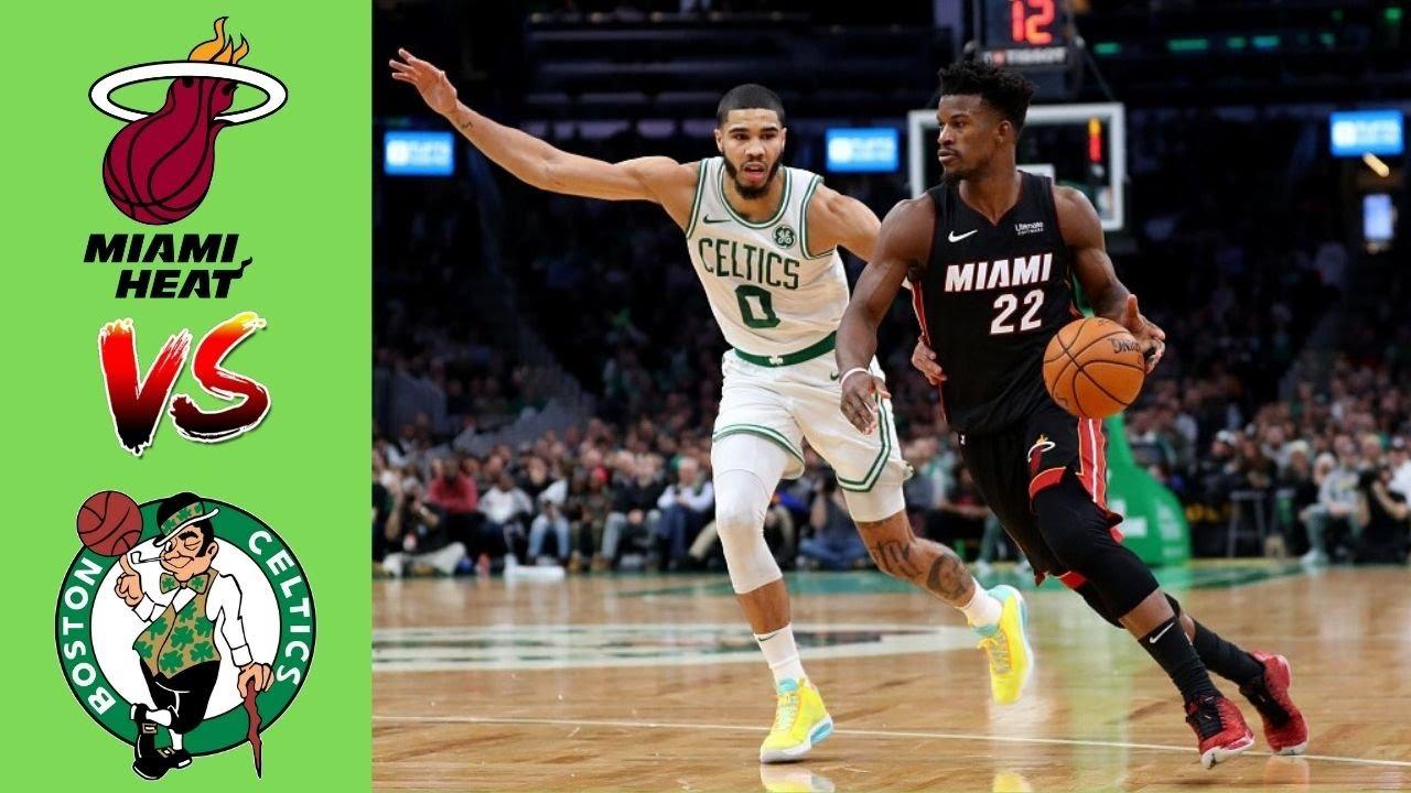 Miami Heat vs. Boston Celtics Live Stream, NBA Eastern ...