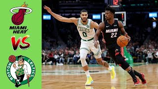 Miami Heat vs Boston Celtics - Full Game Highlights 1st Qtr | Game 1 Eastern finals