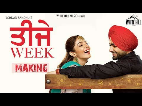 Making of Teeje Week | Jordan Sandhu | Bunty Bains, Sonia Mann | White Hill Entertainment