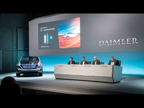 Daimler Annual Press Conference 2017 - Part 2 and remarks by Dieter Zetsche (English)