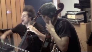 2CELLOS - Purple Haze - Jimi Hendrix [LIVE VIDEO]