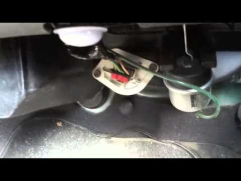 Jeep Wrangler 2000 Blower Motor Resistor - YouTube