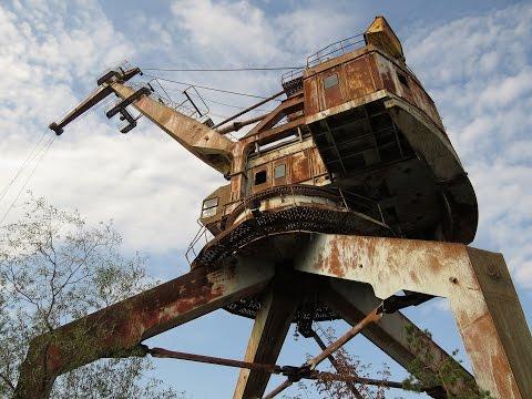 Зона отчуждения. Портовые краны / Exclusion Zone. Port Cranes