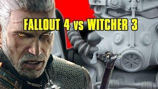 Fallout 4 vs Witcher 3 (Hangisi Daha İyi?)