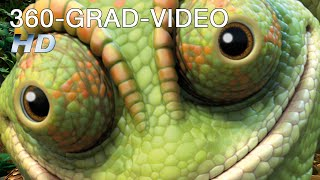 ROBINSON CRUSOE | 360 Youtube video | Jetzt im Kino
