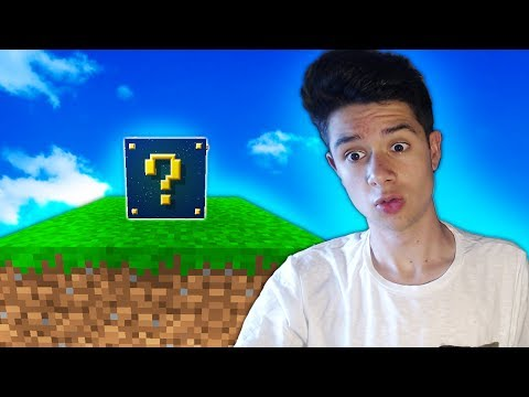 LOS NUEVOS LUCKY BLOCKS ESTELARES!! (Minecraft - Lucky Block Race)